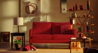 הספה שמרכיבים תוך פחות -3 דקות