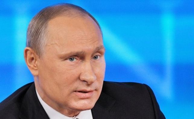 נשיא רוסיה פוטין. ארכיון - משבר עם רוסיה בגלל התקיפות בסוריה?
