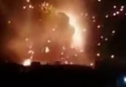 תיעוד: כך תקפה ישראל את הכוח האיראני