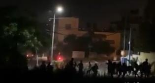 התפרעויות פלסטינים הלילה ברמאללה