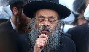 """הרב דוד שמידל - העליון מנע מ""""אתרא קדישא"""" להצטרף לדיון"""