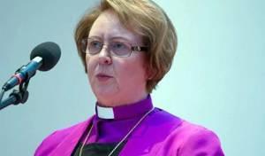 הבישופית של איסלנד - בישופית איסלנד נגד חוק שאוסר ברית מילה