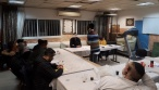 הנערים הלומדים בישיבה
