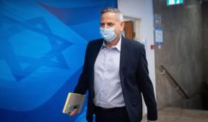 שר הבריאות ניצן הורוביץ. נגד ליברמן ובעד החרדים