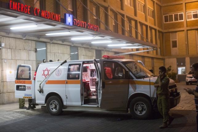 הבוקר שאחרי: 11 פצועים עדיין מאושפזים