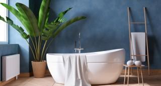 השחור השחור הזה: הצבע שיככב בחדר האמבטיה באביב הקרוב