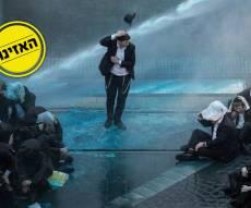 בתמונה: הפגנה בעקבות מעצר עריק