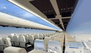 בחזרה לעתיד: בקרוב במטוס 'שקוף'
