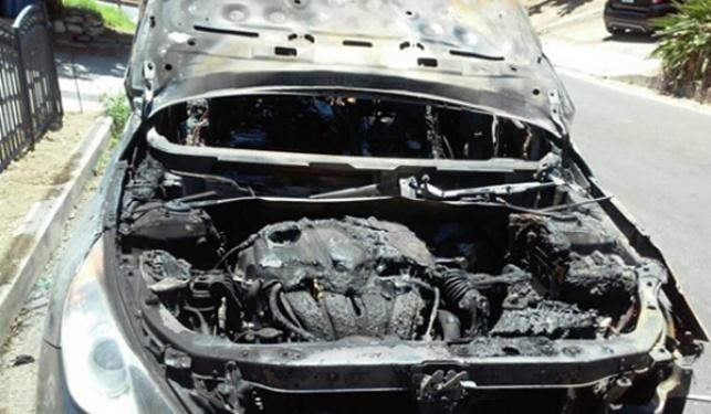 קליפורניה: מכוניתו של הרב הוצתה