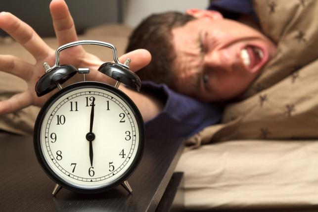 איכות השינה נפגעת מדום נשימה חסימתי. אילוסטרציה