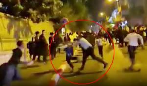אלימות משטרתית