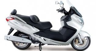 קטנוע סאן יאנג - הרכב הנגנב בישראל: קטנוע סאן יאנג