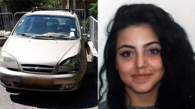 האחות שנהרגה והרכב שדרס אותה