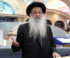 """הגאון רבי משה מאיה - הרב מאיה: """"אלי ישי לא יכול לחזור לש""""ס, שיילך לרב מאזוז"""""""