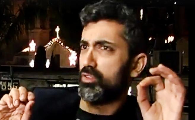 צפו: בוגר הישיבה שהפך לכוכב של הפלסטינים