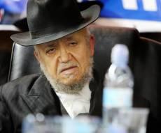 """הגאון רבי מאיר מזוז - הרב מזוז: """"אובמה גנב; פוטין שונא ישראל"""""""