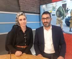 הורי החייל החרדי שנעצר בראיון כואב. צפו