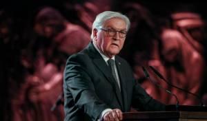 ההפתעה של נשיא גרמניה: שהחיינו וקיימנו