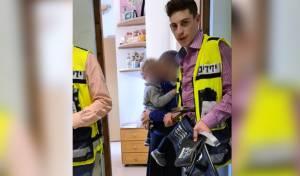 ילד קטן ננעל בתוך החדר בביתו - עד שחולץ