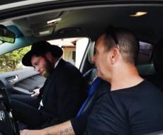 """כשהרב אמר לנהג המונית: """"המורה שלי הוא היטלר"""""""