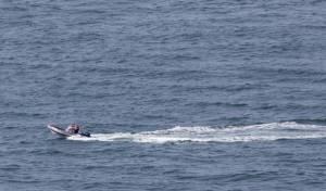 סירה בתעלת למנש