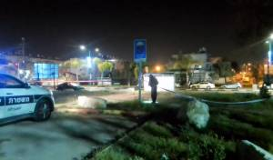 הבלשים שמעו ירי ועצרו ארבעה חשודים