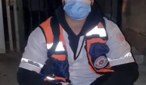 """תיעוד: 'בלש משטרתי התחזה לחובש מד""""א'"""