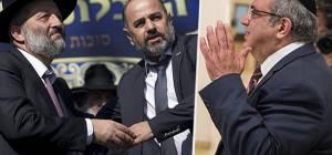 """גואטה, מרגי ודרעי - מרגי לדרעי: """"לא לקבל התפטרות גואטה"""""""