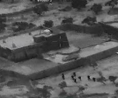 """צפו: כך נראה המבצע לחיסול מנהיג דאע""""ש"""