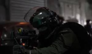 צפו: המסתערבים השתלטו על היורה בשועפאט