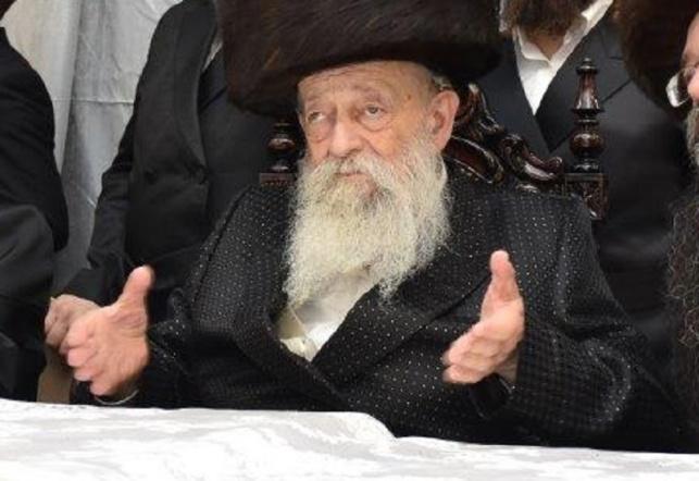 """הגאון רבי חיים מאיר וואזנר זצ""""ל"""