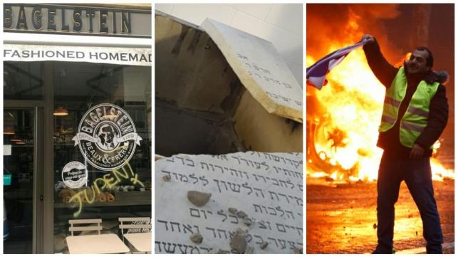 דם וגרזנים: האנטישמיות בעולם - מתגברת