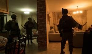 תיעוד: מיפוי בית המחבלים שרצחו את רנה