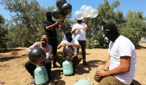ישראל וחמאס הגיעו להסדר: הבלונים יפסקו