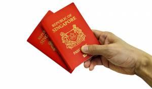 דרכון סינגפורי