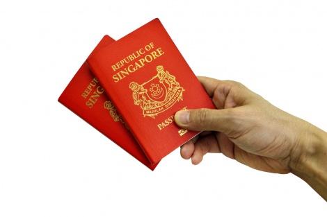 דרכון סינגפורי - הדרכון הסינגפורי הפך לדרכון החזק בעולם