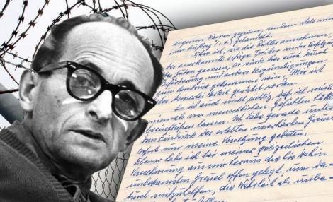 מה ניתן ללמוד מכתב היד של אייכמן?