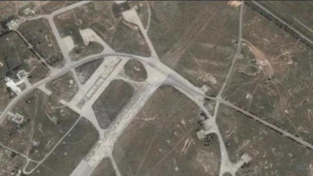 שדה התעופה בחומס