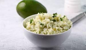 בריאות לפני הכל: אורז מלא עם אבוקדו וליים