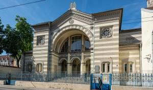 בית הכנסת בוילנה