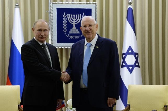 """פוטין: """"האנטישמיות - מסתיימת באושוויץ"""""""