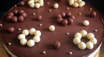 עוגת קרמבו תלת שכבתית, עשירה בטירוף