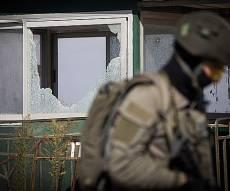 זירת הפיגוע - שלושה נרצחים בהר אדר • הפיגוע בתמונות