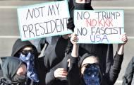 חברי הארגון במהומות