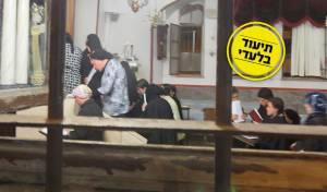 הנשים בבית הכנסת