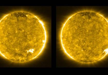 השמש, מקרוב