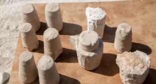 הכלים שנחשפו - כך שמרו היהודים על הטהרה בגליל • תיעוד