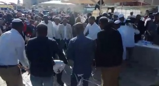צפו: האתיופים התפללו ורקדו ברחבת הכותל