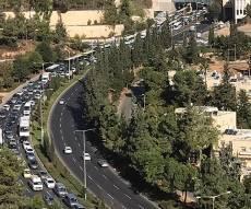 המצור בירושלים - 15 מיליון שקלים - להקלה על הפקקים