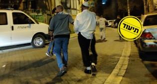 לפנות בוקר: בלשים פשטו על מאה שערים; חשודים נעצרו